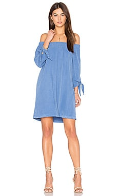 Off Shoulder Knot Dress