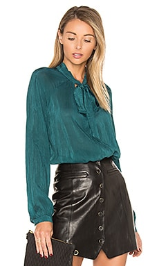 Lauren Blouse in Teal