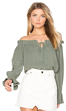 Sandy Top in Olive