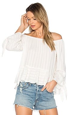 Haley Top in Cream