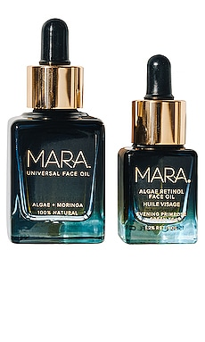 Sea The Glow Radiance Duo MARA Beauty $105 NEW