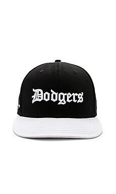 x New Era Dodgers Cap Marcelo Burlon $232