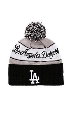 x New Era Dodgers Pom Pom Beanie Marcelo Burlon $284