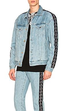 x Kappa Denim Jacket
