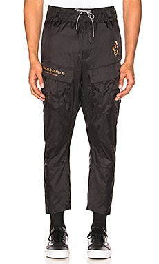 Fire Cross Cargo Pants Marcelo Burlon $267