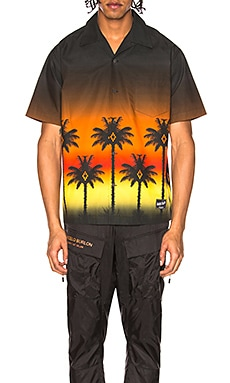 Red Palm Shirt Marcelo Burlon $259