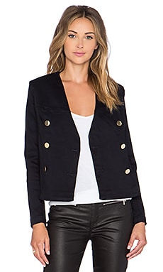 MCGUIRE Sailor Blazer in Saint Anne