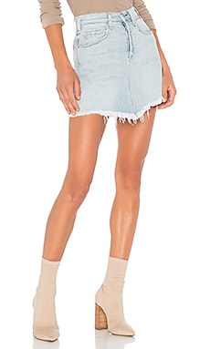 Izabel High Rise Mini Skirt