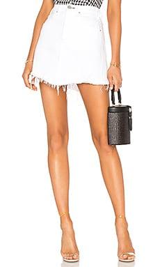 Izabel High Rise Mini Skirt MCGUIRE $220