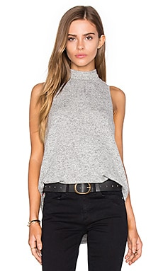 Alessia Tank in Heather