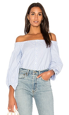 Navarte Cold Shoulder Top