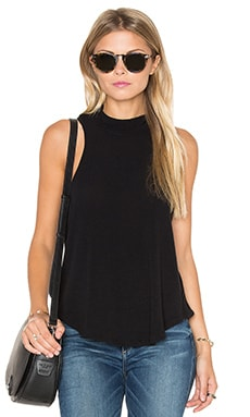 MCGUIRE Alessia Tank in Midnight