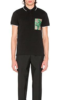 Рубашка поло mcq - McQ Alexander McQueen 277624RJR01