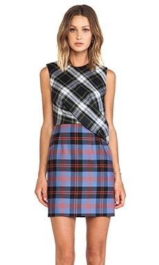 Drape Top Dress