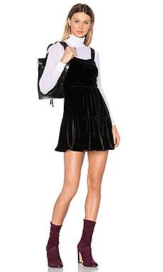 Платье со вставками - McQ Alexander McQueen 427503RHF31
