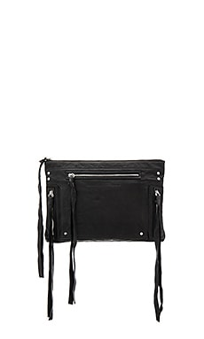 Biker Pouch in Black