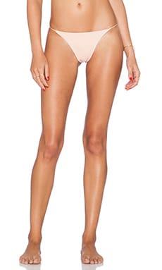 MANDALYNN Charlie Bikini Bottom in Bermuda Sand