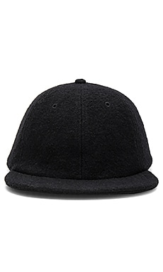 Boiled Wool Ball Cap