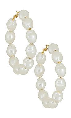 Riley Earrings MEADOWE $53