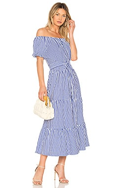 Lexi Dress MDS Stripes $167