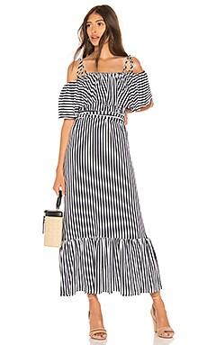 Платье rebecca - MDS Stripes