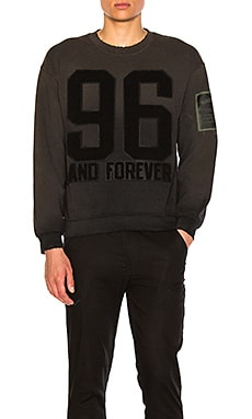x Roc96 And Forever Pullover