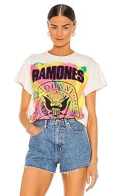 Ramones Tee Madeworn $161 BEST SELLER