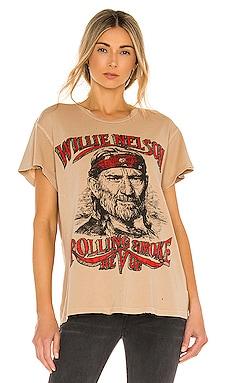 Willie Nelson Tee Madeworn $165