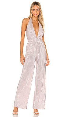 x REVOLVE Harkin Jumpsuit Michael Costello $81 (FINAL SALE)