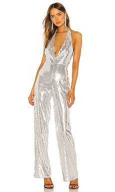 x REVOLVE Tiffany Jumpsuit Michael Costello $70