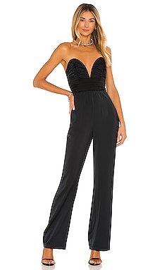 x REVOLVE Amber Jumpsuit Michael Costello $167
