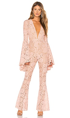 x REVOLVE Beauty Jumpsuit Michael Costello $184
