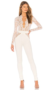 JUMPSUIT MANGA LARGA JULIAN Michael Costello $198