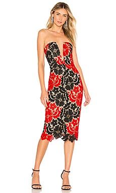 x REVOLVE Kitana Dress Michael Costello $50 (FINAL SALE)