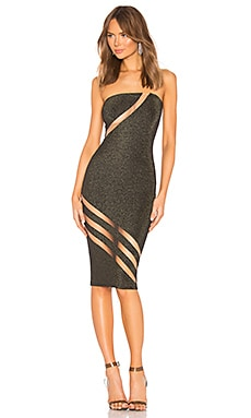 X REVOLVE Darla Dress Michael Costello $158
