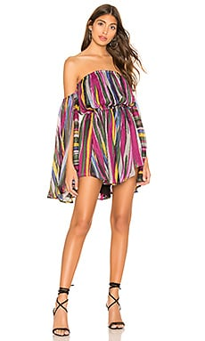 X REVOLVE Malyck Mini Dress Michael Costello $218