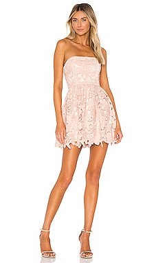 x REVOLVE Tate Dress Michael Costello $137