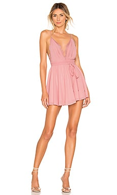 x REVOLVE Justin Mini Dress Michael Costello $120