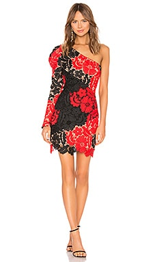 x REVOLVE Kati Dress Michael Costello $163