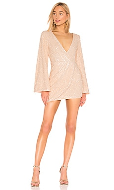 X REVOLVE Valerie Dress Michael Costello $328