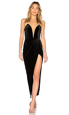 x REVOLVE Jake Gown Michael Costello $167