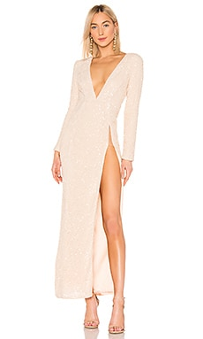 X REVOLVE Angela Gown Michael Costello $378 BEST SELLER