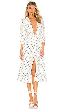 x REVOLVE Candice Dress Michael Costello $66 (FINAL SALE)