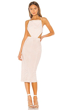 x REVOLVE Celeste Dress Michael Costello $100