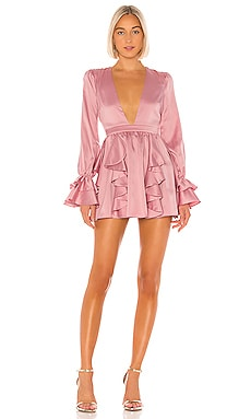 x REVOLVE Allana Dress Michael Costello $149