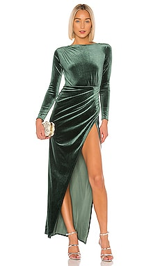 x REVOLVE Gregory Gown Michael Costello $228 NEW ARRIVAL
