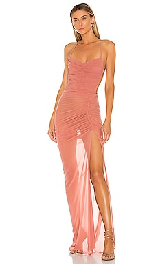 x REVOLVE Follie Gown Michael Costello $198