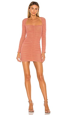 x REVOLVE Franky Mini Dress Michael Costello $158