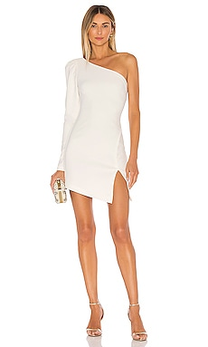 x REVOLVE Fabian Mini Dress Michael Costello $188 BEST SELLER
