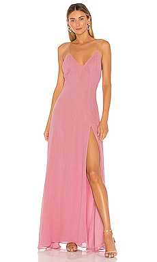 x REVOLVE Janina Gown Michael Costello $142